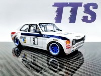 TTS 1/24 Ford Escort RS 1600 n.6 vittoria RAC rally 1977