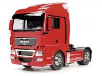 Tamiya kit RC 1/14 Man TGX 18.540 4x2 XLX rosso modello radiocomandato