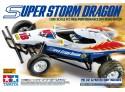 Tamiya kit RC 1/10 super storm dragon