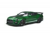 GT SPIRIT 1/18 FORD SHELBY GT500 CANDY APPLE GREEN MODELLINO