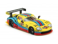 Revoslot 1/32 Marcos LM600 Martini yellow Edition N.24