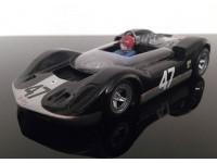 Thunderslot 1/32 McLaren ELVA MkI n.47 Bruce McLaren Canadian GP 64