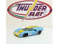 Thunderslot 1/32 LOLA T70 MKIII n.7 Le Mans 1968