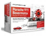 Franzis 1/4 modellino motore Porsche 911 scatola di montaggio