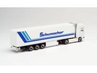"Herpa 1/87 Scania CS 20 HD ""Schumacher"" modellino"