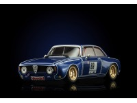 BRM 1/24 ALFA GTA - HAHN MANHEIM n.69 RESTYLE HOCKENHEIM 1973