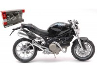 NEWRAY 1/12 DUCATI NEW MONSTER 1100 NERA MODELLINO