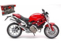 NEWRAY 1/12 DUCATI NEW MONSTER 1100 ROSSA MODELLINO