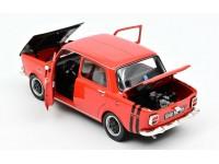 NOREV 1/18 SIMCA 1000 RALLY 1971 SARDE RED MODELLO APRIBILE