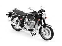 NOREV 1/18 BMW R90/6 1974 NERA MODELLINO