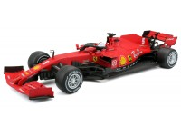 Burago 1/18 Ferrari SF1000 GP Austria 2020 Vettel modellino