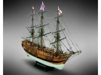 MAMOLI 1/64 HMS BOUNTY KIT MODELLISMO NAVALE IN LEGNO
