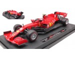 Burago 1/18 Ferrari SF1000 GP Austria 2020 Leclerc modellino