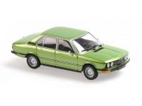 MAXICHAMPS 1/43 BMW 520 VERDE METALLIZZATO 1972 MODELLINO