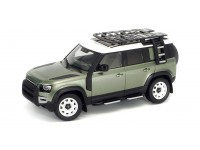 ALMOST REAL 1/18 LAND ROVER DEFENDER 110 PANGEA GREEN 2020 MODELLINO APRIBILE