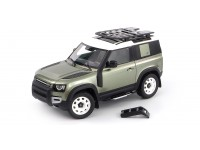 ALMOST REAL 1/18 LAND ROVER DEFENDER 90 PANGEA GREEN 2020 MODELLINO APRIBILE