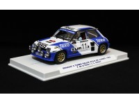 Flycarmodel 1/32 Renault 5 turbo n.11 Rally Villa de Llanes 1983 slot car