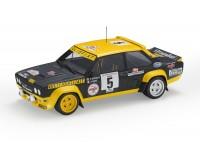 TOPMARQUES COLLECTIBLES 1/18 FIAT 131 ABARTH N.5 VITTORIA RALLY CORSICA 1977 MODELLINO
