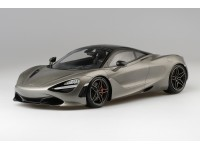 TSM MODEL 1/43 McLaren 720S Blade Silver modellino