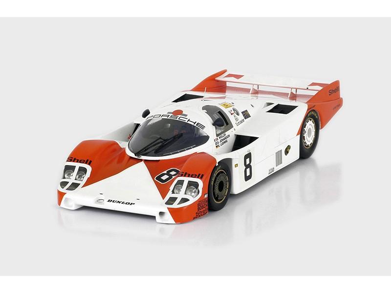 TSM MODEL 1/12 Porsche 956 n.8 24 oreLe Mans 1983 modellino