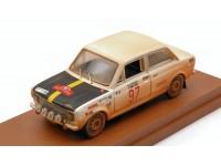 RIO MODELS 1/43 FIAT 128 N.97 RALLY DELL' ELBA 1972 VERSIONE SPORCA