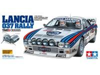 Tamiya kit RC 1/10 Lancia 037 Rally Telaio TA02-S modello radiocomandato