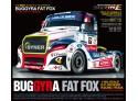 Tamiya kit RC 1/14 Buggyra Racing Fat Fox Telaio TT-01E modello radiocomandato