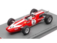 SPARK MODEL 1/43 LOLA T100 N.2 VITTORIA EIFELRENNEN F2 1968 CHRIS IRWIN MODELLINO