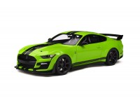 GT SPIRIT 1/18 Ford Shelby GT500 2020 Lime modellino