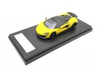 LCD Models 1/64 McLAREN 600LT GIALLA MODELLINO