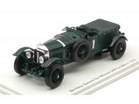 SPARK MODEL 1/43 BENTLEY SPEED SIX N.1 VITTORIA LE MANS 1929 MODELLINO