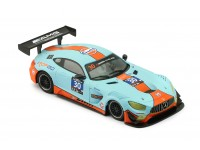 NSR 1/32 Mercedes-AMG Gulf Edition n.30 24H Paul Ricard 2016 slot car