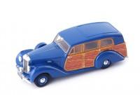 AVENUE 43 BENTLEY MARK VI ESTATE CAR RIPPON 1949 BLU MODELLINO