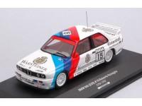 CMR 1/43 BMW M3 (E30) N.15 DTM 1992 ROBERTO RAVAGLIA MODELLINO