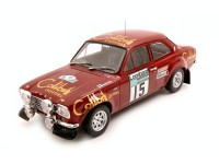IXO MODELS 1/18 FORD ESCORT MK1 RS 1600 N.15 RAC RALLY 1974 MODELLINO