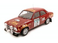 IXO MODELS 1/18 FORD ESCORT MK1 RS 1600 N.10 RAC RALLY 1974 MODELLINO
