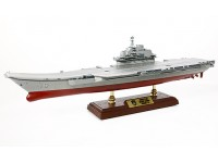 Forces of Valor 1/700 portaerei LiaoNing (16) modello assemblato