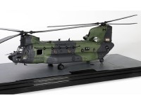 Forces of Valor 1/72 Boeing Chinook CH-147F RCAF modello assemblato
