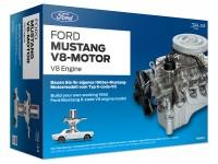 Franzis 1/3 modellino motore V8 Ford Mustang scatola di montaggio