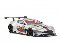 NSR 1/32 ASV GT3 n.70 Martini Racing color argento slot car