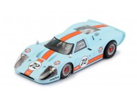NSR 1/32 FORD MKIV GULF LIMITED EDITION N.72 SLOT CAR