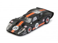 NSR 1/32 FORD MKIV GULF LIMITED EDITION BLACK N.73 SLOT CAR
