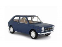 LAUDORACING 1/18 FIAT 127 1 SERIE 1971 BLU SCURO MODELLINO