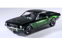 Greenlight 1/18 Ford Mustang GT Fastback - Bullitt 1968 modellino