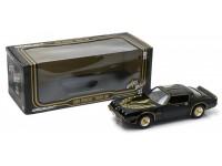 Greenlight 1/18 Pontiac Firebird Trans Am Turbo 4.9L - SMOKEY & THE BANDIT II 1980 modellino