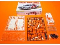 Beemax 1/24 Toyota TA64 Celica vittoria Safari Rally 1985 modellino