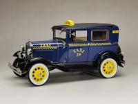 Sun Star 1/18 1931 Ford Model A Tudor Taxi modellino