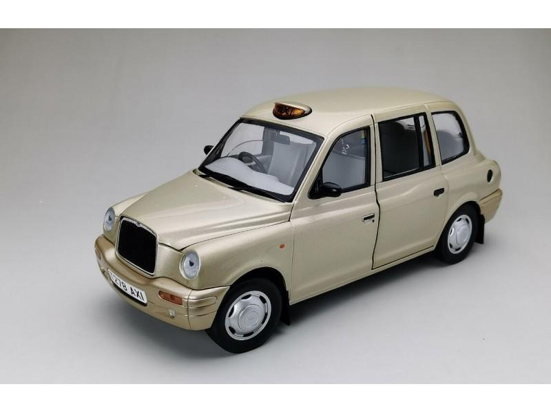 Sun Star 1/18 1998 TX1 London Taxi Cab colore oro modellino