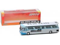 Greenlight 1/43 1960s General Motors TDH 2525 Los Angeles California Downtown Bus modellino