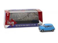 Greenlight 1/43 The Italian Job Austin Mini Cooper S 1275 MkI modellino